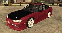 Nissan Sil1480 drift
