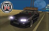 Nissan Stagea GTR