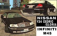 Nissan Y34 Cedric Gloria