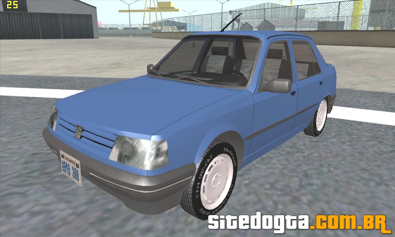 Peugeot 309 Gr Para Gta San Andreas Site Do Gta