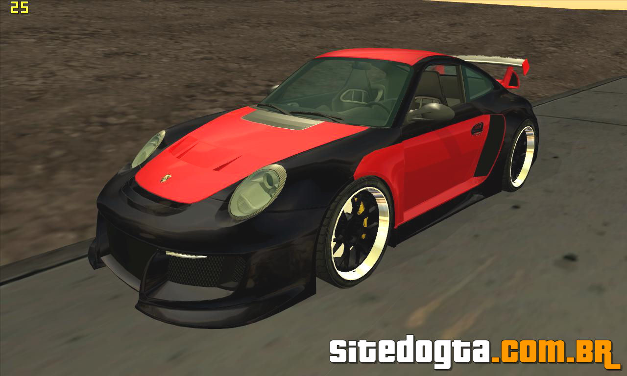 porsche 911 gt2 nfs undercover para gta san andreas site do gta. Black Bedroom Furniture Sets. Home Design Ideas