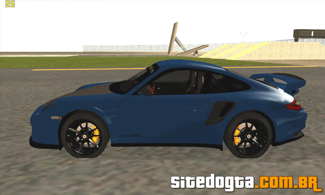 porsche 911 gt2 rs para gta san andreas site do gta. Black Bedroom Furniture Sets. Home Design Ideas