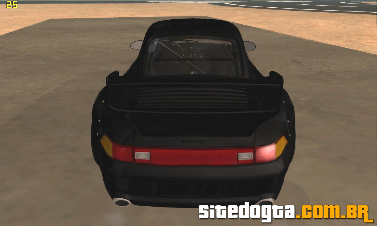 porsche 911 gt2 rwb dubai sig edtn 1995 para gta san andreas site do gta. Black Bedroom Furniture Sets. Home Design Ideas