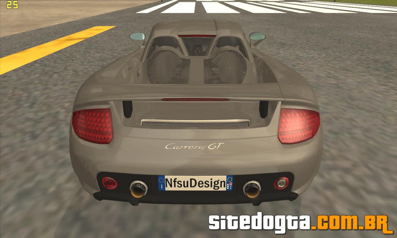 Porsche Carrera GT para GTA San Andreas | Site do GTA on porsche sport, porsche truck, porsche boxster, porsche boxter, porsche gtr3, porsche 904 gts, porsche concept, porsche mirage, porsche turbo, porsche cayenne, porsche cayman, porsche gt3rs, porsche macan, porsche gt 2, porsche ruf ctr, porsche gt3,