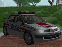Renault Mégane - Police