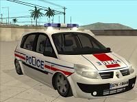 Renault Scenic - Police