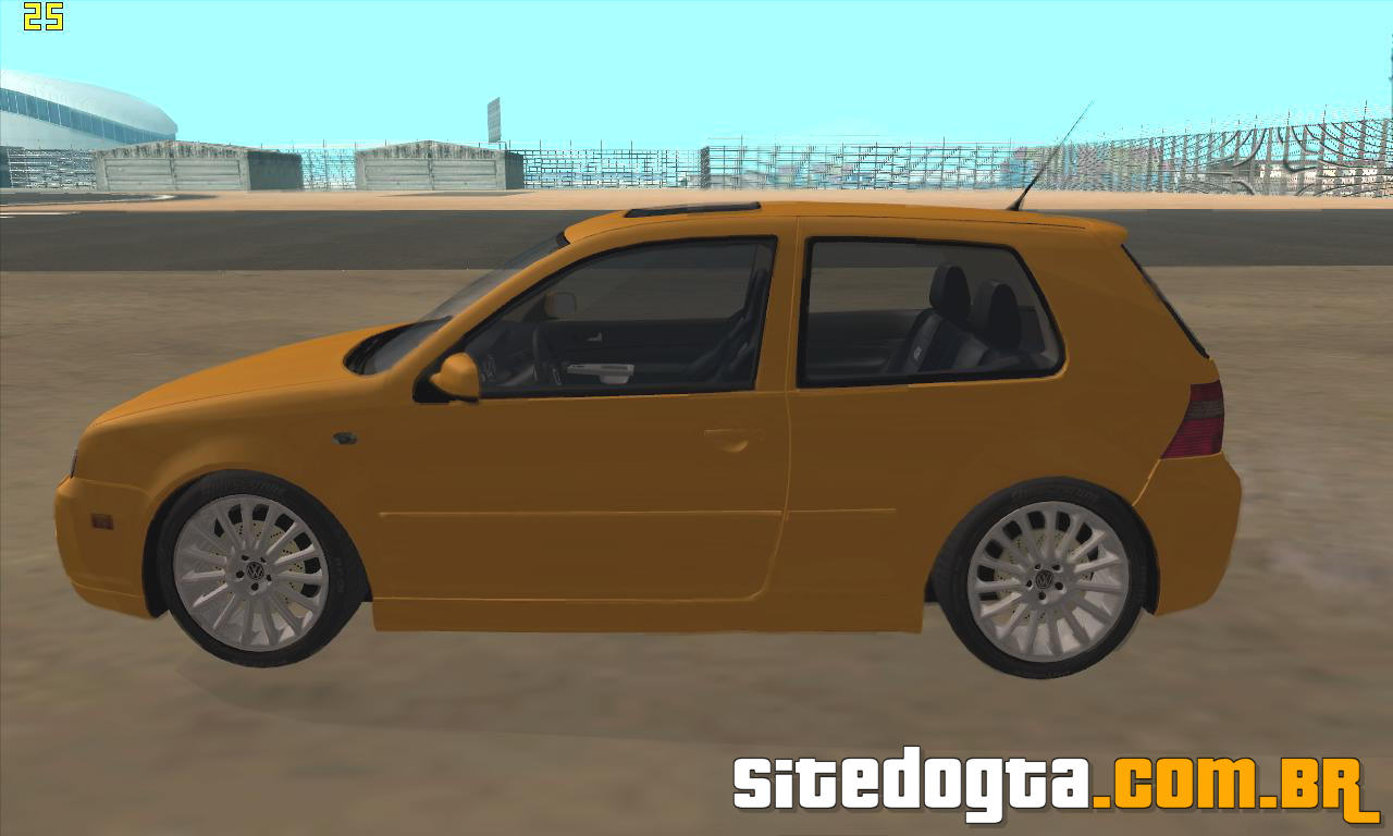 volkswagen golf 4 r32 para gta san andreas site do gta. Black Bedroom Furniture Sets. Home Design Ideas