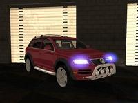 Touareg V10 TDI 4x4