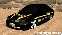 Chevrolet Corsa Sedan 2001 Tuning para GTA San Andreas