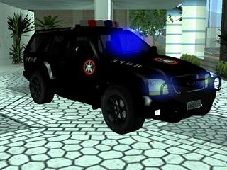 Chevrolet Blazer 2003 do BOPE