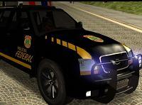 Blazer - Polícia Federal