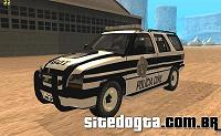 Chevrolet Blazer 2009 do GOT para GTA San Andreas