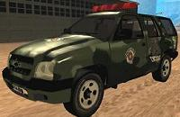 Chevrolet Blazer  2011 do COE para GTA San Andreas