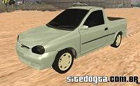 Chevrolet Corsa Pick-up 1.6 para GTA San Andreas