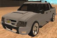 Chevrolet S-10 CD 2010 para GTA San Andreas
