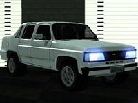 Chevrolet D-20 Tropical para GTA San Andreas