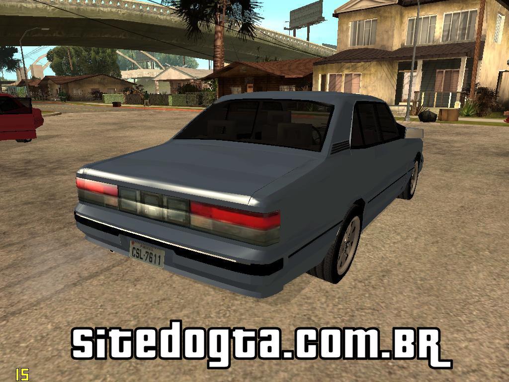 Carros Brasileiros para GTA San Andreas  Site do GTA