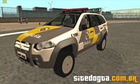 Palio Weekend Adventure da Policia Rodoviaria para GTA San Andreas