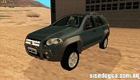 Fiat Palio Weekend Adventure 2010 para GTA San Andreas