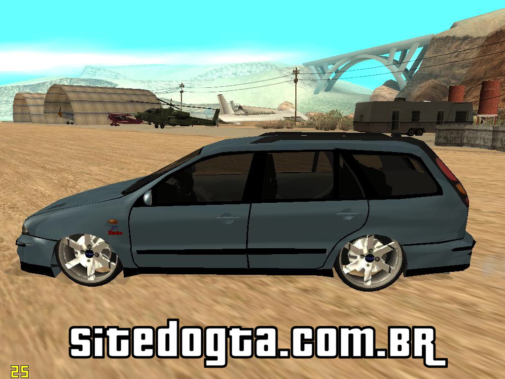 Fiat Marea Weekend Turbo - GTA