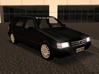Fiat Uno Fire 2008