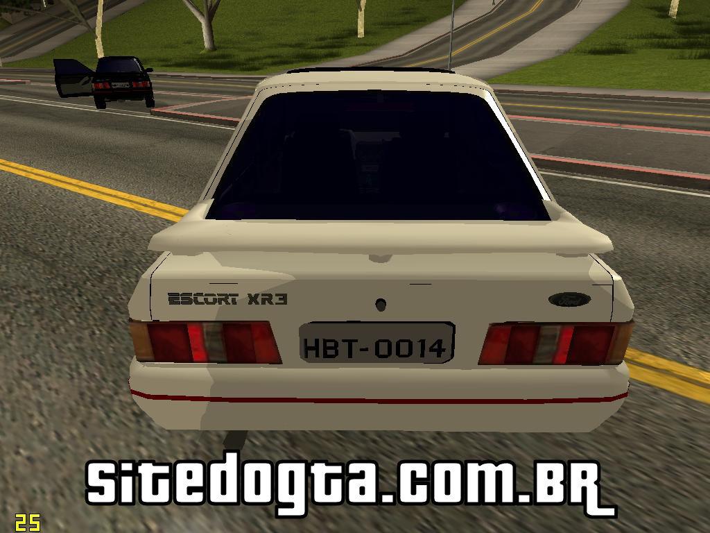 Ford Escort XR3 1992 - GTA San