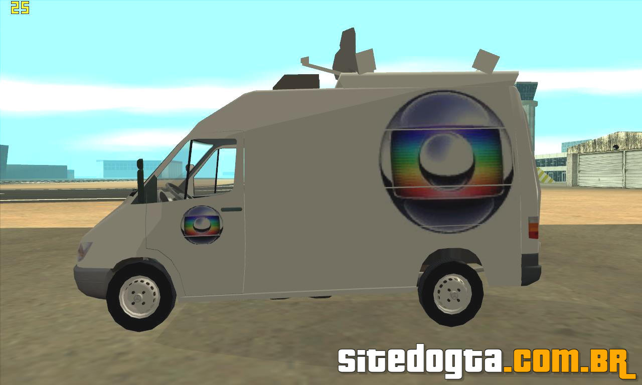 san andreas easter eggs with Sprinter Da Rede Globo Para Gta San Andreas on Gta 4 Pc Game Cheat Book Appid 32857 additionally Kifflom likewise Master Gta V With This Incredible Fan Made Map likewise 3395 Shark Killer likewise 44146 Us Secret Service Operative.