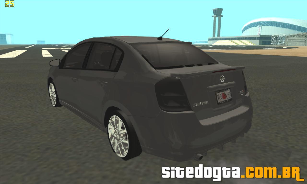 Nissan Sentra SE R 2012 para GTA San Andreas | Site do GTA