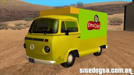 Volkswagen Kombi da Elma Chips