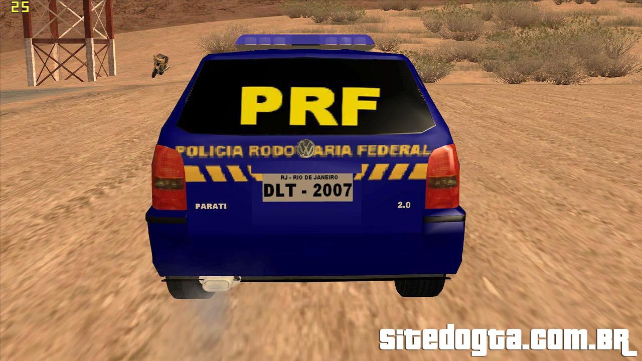 volkswagen parati  da policia rodoviaria  gta san andreas site  gta