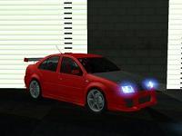 Volkswagen Bora Tuning