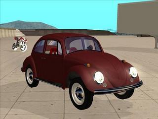 Volkswagen Fusca turbo
