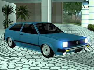 Volkswagen Gol 1983