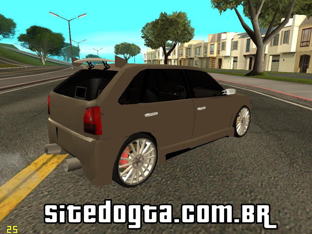 gta san andreas tuning: