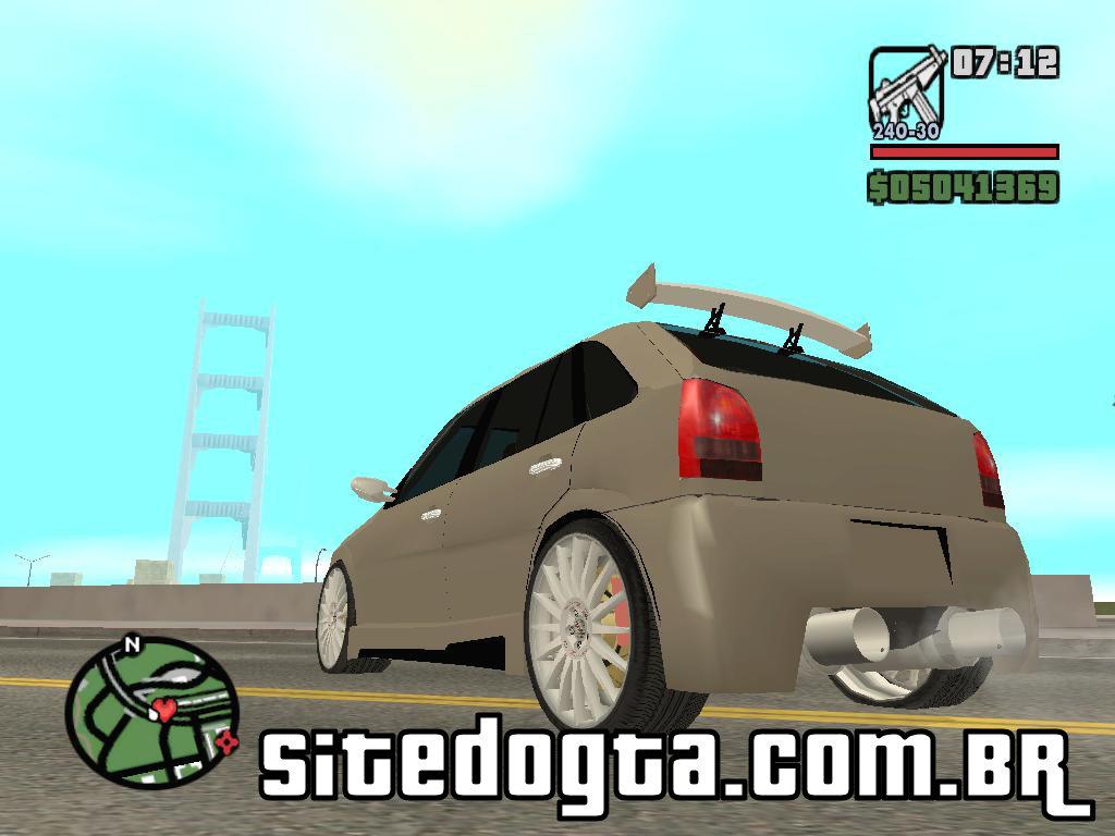 Volkswagen Gol G3 Tuning - GTA