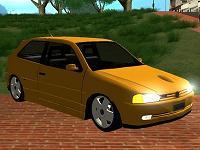 Volkswagen Gol GTI 1996