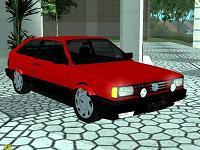 Volkswagen Gol GTS 1989