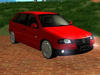 Volkswagen Gol G4 Power 2008
