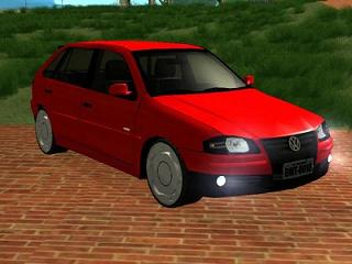 Volkswagen Gol G4 1.8 Power