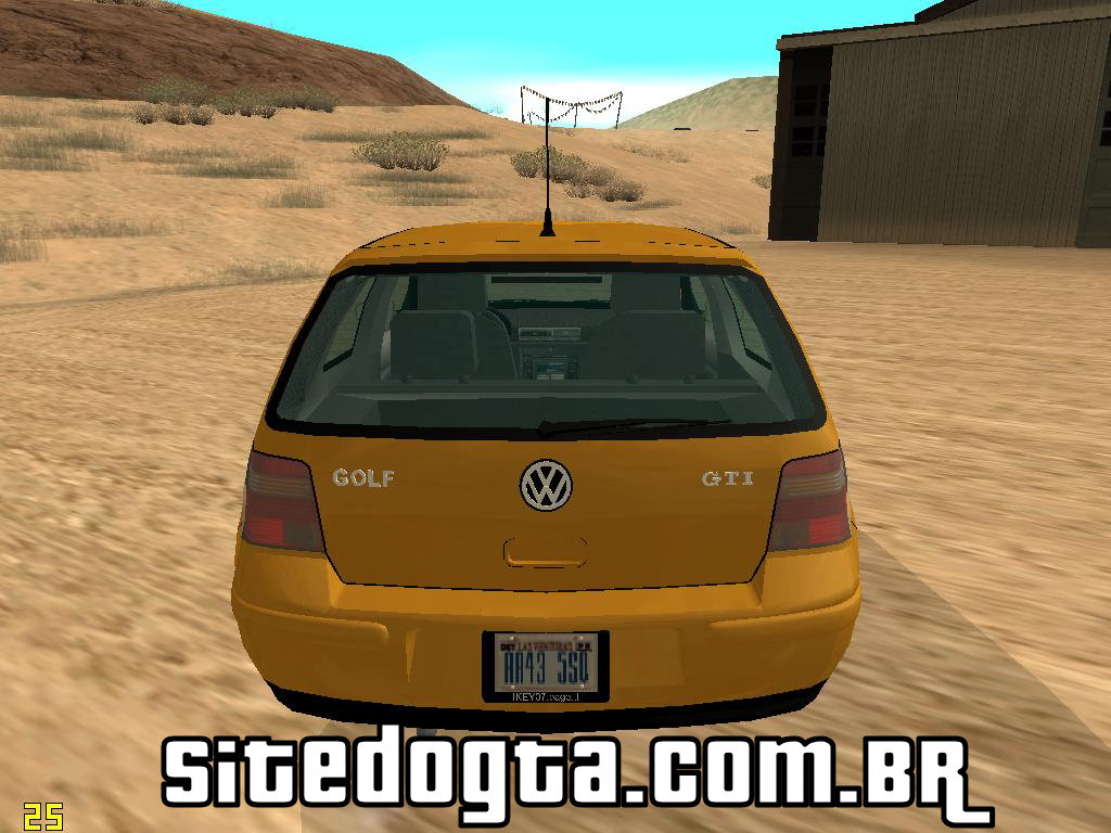 volkswagen golf 4 gti para gta san andreas site do gta. Black Bedroom Furniture Sets. Home Design Ideas