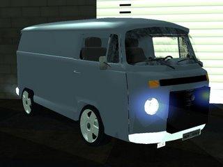 Kombi Diesel GTA