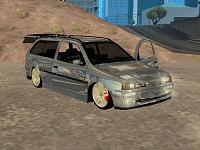 Volkswagen Parati G2 TSI