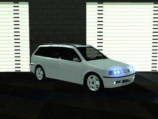 Volkswagen Parati G3