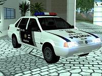 Volkswagen Santana da PCERJ