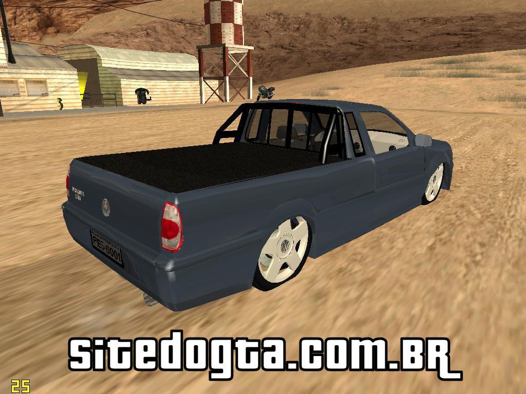 ... G4 Crossover - Carros Brasileiros para GTA San Andreas | Site do GTA