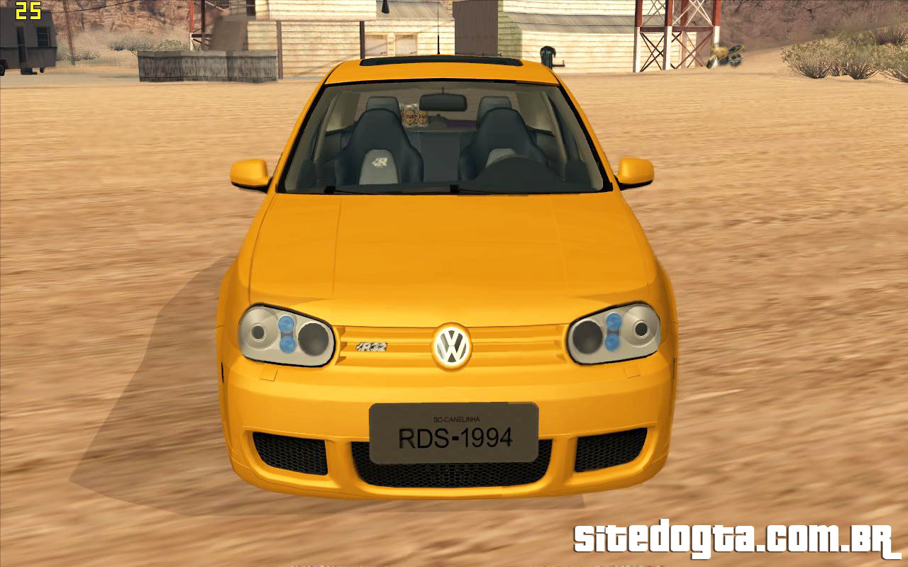 volkswagen golf street para gta san andreas site do gta. Black Bedroom Furniture Sets. Home Design Ideas