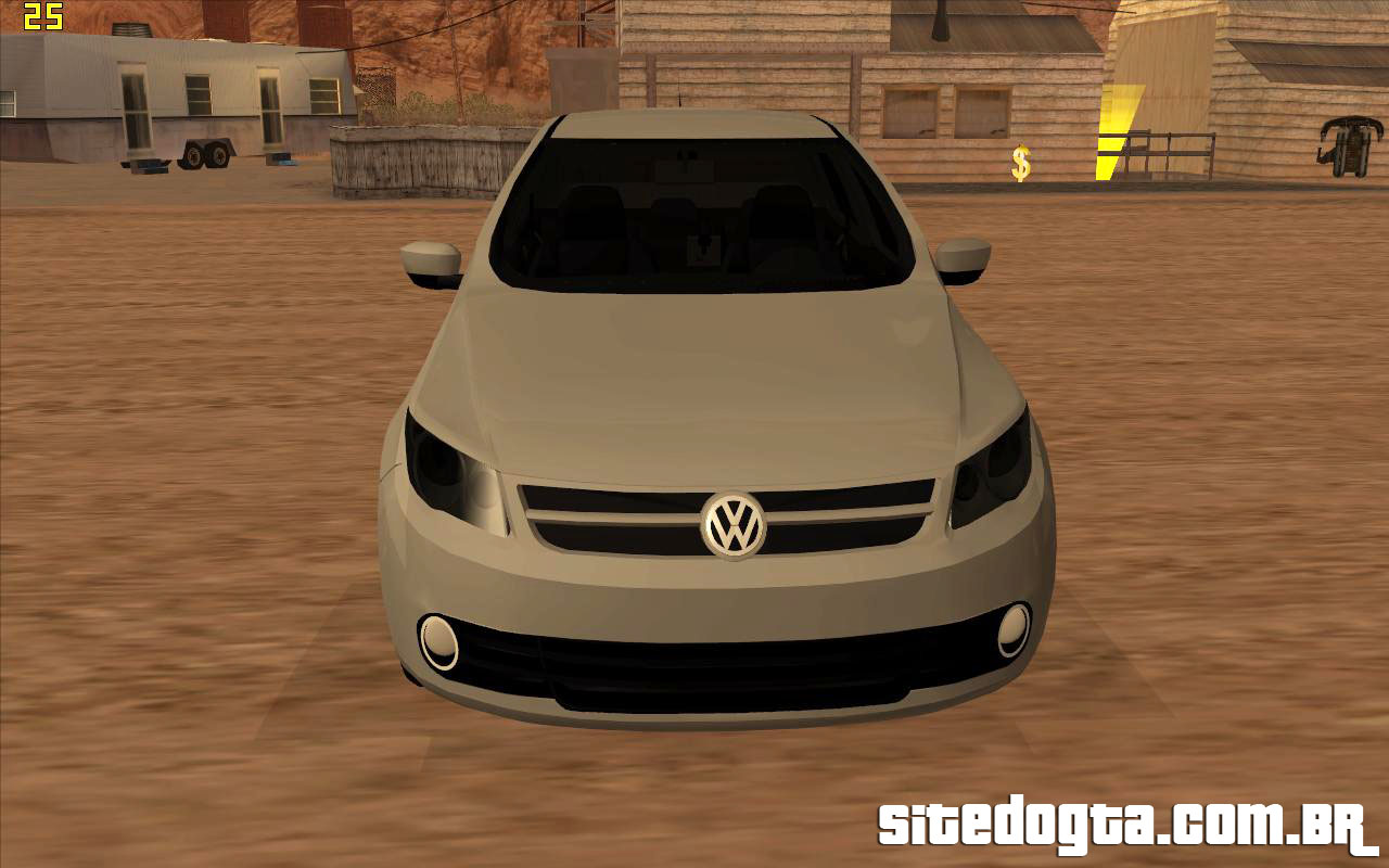 volkswagen voyage trend para gta san andreas site do gta. Black Bedroom Furniture Sets. Home Design Ideas
