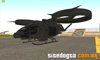 SA-2 Samson do Avatar para GTA San Andreas