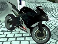 Yamaha Cop Bike
