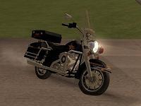 Harley Davidson FLH 1200 Police